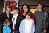 Kelly ODonnell Photo - Rosie ODonnell Kelli kids4885JPGNYC  011910Rosie ODonnell with former partner Kelli ODonnell and their 4 kids Parker ODonnell (14 12 years old) Chelsea ODonnell (12 12) Blake ODonnell (9 years old) and Vivienne ODonnell (7 years old) at a screening of her new HBO documentary A Family Is a Family Is a Family A Rosie ODonnell Celebration at the HBO officesDigital Photo by Adam Nemser-PHOTOlinknet