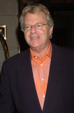 Jerry Springer,RITZ CARLTON Photo - JERRY SPRINGER AND DAUGHTER KATIE IN NYC