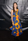 Arden Hess Photo - Arden Hess arriving at the Donna Karan Gold Fragrance collection event in New York City