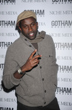 ANTWON WEBBER Photo - Actor Antwon Webber arriving at the Gotham Magazine Gala at Escape on November 18 2008 in New York City