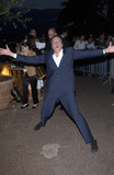 Geoffrey Rush Photo - Actor GEOFFREY RUSH at party at the Cannes Film Festival for HBO Films17MAY2003
