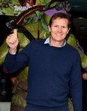 Roger Black Photos - London UK Roger Black  at A VIP Screening of Teenage Mutant Ninja Turtles - Out Of The Shadows held at Vue Westend Leicester Square London on Sunday 29 May 2016 Ref LMK392-60613-300516Vivienne VincentLandmark Media WWWLMKMEDIACOM