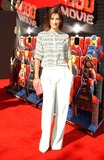 Cobie Smulders,Cobie Smulder Photos - Cobie Smulders attends the Premiere of the Lego Movieat the Village Theater in Westwoodca on February12014 Photo by Phil Roach-ipoll-Globe Photos
