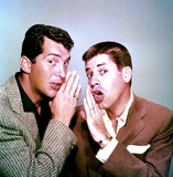 Dean Martin,Jerry Lewis Photo - Archival Pictures - Globe Photos - 83866