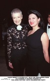 Paloma Picasso Photo - 196 Parisfrance Liz Tilberis  Paloma Picasso at the Louis Vuitton 100th Celebration Party