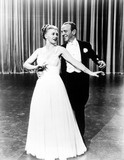 Astaire,Fred Astaire,Ginger Rogers Photo - Archival Pictures - Globe Photos - 71962