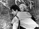 Faye Dunaway,Warren Beatty,Tv-film Still Photo - Archival Pictures - Globe Photos - 47744