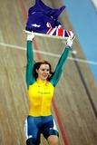 Anna Meares Photo - Anna Meares Australia Womens 500m Time Trial Athens Greece 20082004 Di1083 K38917 K38917 Photo Paul Mcfegan  Allstar  Globe Photos Inc 2004 2004 Olympics