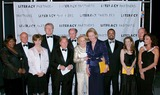 Bill Collins Photo - 18th Annual Literacy Partners Gala An Evening of Readings at Lincoln Center honoring Verizon  050503  NYCltor L Ross B Dille M Barden H Stringer A Scaasi P Ladd L Smith L Pataki E Lynn Harris S Orlean B Collins D Von Furstenberg K30900AMO18TH ANNUAL LITERACY PARTNERS GALA AN EVENING OF READING HONORING VERIZON AT LINCOLN CENTER NEW YORK CITY 05052003PHOTO ANTHONY MOORE GLOBE PHOTOS INC  2003ARNOLD SCAASI MARY BETH BARDIN LAVENUS ROSS PARKER LADD  LIZ SMITH SUSAN ORLEAN E LYNN HARRIS BILL COLLINS LIBBY PATAKI AND DIANE VON FURSTENBERG