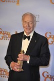 Christopher Plummer Photo - The 69th Annual Golden Globes Beverly Hills Press Room