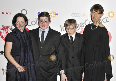 Conner Chapman Photo - LONDON ENGLAND - FEBRUARY 02 Tracy ORiordan Shaun Thomas Conner Chapman  Clio Barnard attend the London Critics Circle Film Awards 2014 May Fair Hotel Stratton St on Sunday February 02 2014 in London England UKCAPCANCan NguyenCapital Picturesface to face- Germany Austria Switzerland and USA rights only -