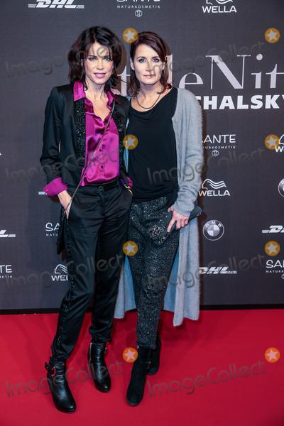 Anja Kling Photo - Gerrit und Anja KlingAnkunft zu der MICHALSKY StyleNite im Tempodrom in Berlin am 17012013Credit Tamara Bieberface to face