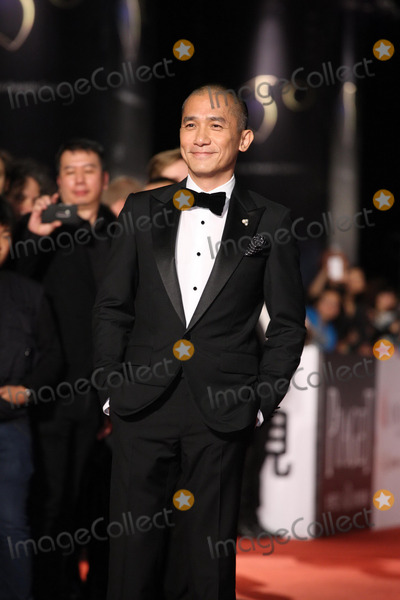 Tony Leung Photo - Tony Leung arrives at the redcarpet of 50th Golden Horse Awards in TaipeiChina on Saturday November 232013Credit Topphotoface to face- No rights for China and Taiwan -
