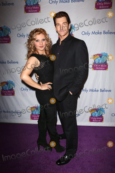Andy Karl Photo - Orfeh and Andy Karl attend the 14th Annual Only Make Believe Gala at the Bernard B Jacobs Theatre on November 4 2013 in New York CityCredit McBrideface to face
