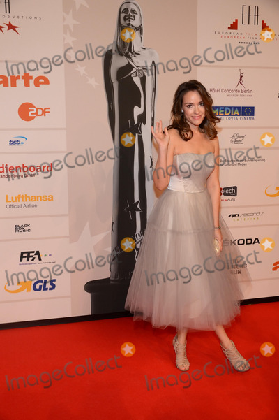 Alicja Bachleda Curus Photo - Alicja Bachleda-Curus (actress Poland)THE 26th EUROPEAN FILM AWARDS 2013 Haus der Berliner Festspiele Berlin (Germany) 7 December 2013Credit E Schroederface to face