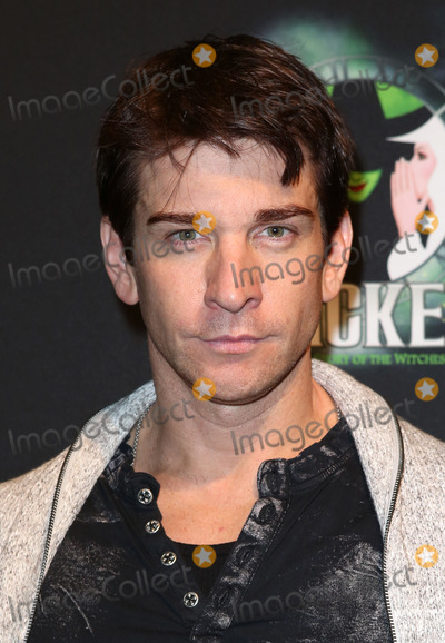 Andy Karl Photo - Andy Karl attending the 10th Anniversary Celebration Party for Wicked at the Edison Ballroom on October 30 2013 in New York CityCredit McBrideface to face