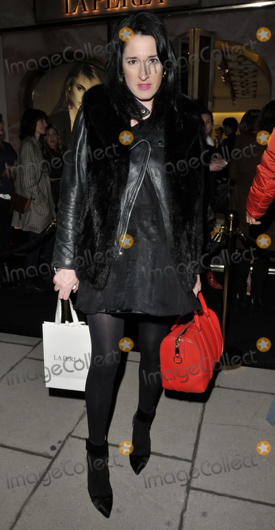 Amy Molyneaux Photo - LONDON ENGLAND - FEBRUARY 18 Amy Molyneaux attends the La Perla store new concept launch La Perla Sloane St on Tuesday February 18 2014 in London England UKCAPCANCan NguyenCapital Picturesface to face- Germany Austria Switzerland and USA rights only -