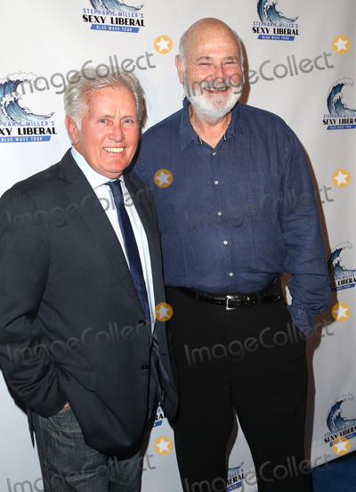 Stephanie Miller Photo - 03 November 2018 - Beverly Hills California - Martin Sheen Rob Reiner Stephanie Millers Sexy Liberal Blue Wave Tour held at The Saban Theatre Photo Credit Faye SadouAdMedia