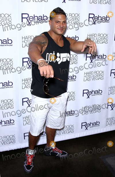 Ronnie Ortiz Magro Photo - 21 August 2011 - Las Vegas Nevada - Ronnie Ortiz-Magro   Ronnie Ortiz-Magro makes an appearance at the Rehab Pool Party at the Hard Rock Hotel and Casino Las Vegas  Photo Credit MJTAdMedia