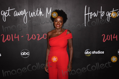 Viola Davis Photo - 08 February 2020 - Hollywood California - Viola Davis How to Get Away with Murder Series Finale at Yamashiro Photo Credit Billy BennightAdMedia