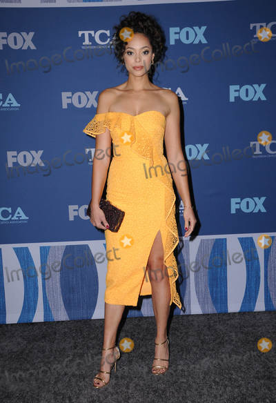 Amber Stevens-West Photo - 04 January 2018 - Pasadena California - Amber Stevens West FOX Winter TCA 2018 All-Star Partyheld at The Langham Huntington Hotel in Pasadena Photo Credit Birdie ThompsonAdMedia