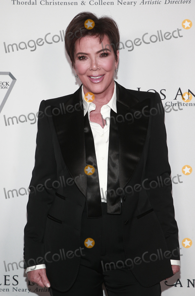 Kris Jenner Photo - 28 February 2020 - Santa Monica California - Kris Jenner Los Angeles Ballet Gala held at The Broad Stage Photo Credit FSAdMedia