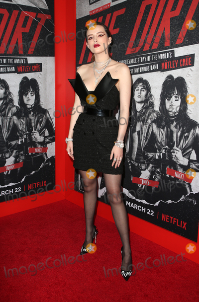 Bella Thorne Photo - 18 March 2019 - Hollywood California - Bella Thorne The Premiere Of Netflixs The Dirt held at The Wolf Theatre at The ArcLight Cinemas Cinerama Dome Photo Credit Faye SadouAdMedia