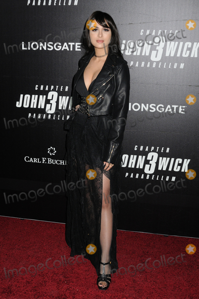 Alias Photo - Alia Shelesh at the World  Premiere of John Wick Chapter 3 Parabellum held at One Hanson in Brooklyn New York USA 09 May 2019