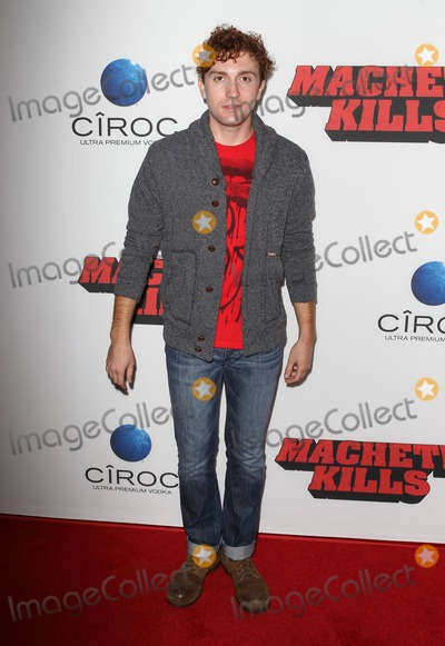 Daryl Sabara Photo - 2 October 2013 - Los Angeles California - Daryl Sabara Premiere Of Open Road Films Machete Kills  Held at Regal Cinemas LA Live Photo Credit Kevan BrooksAdMedia