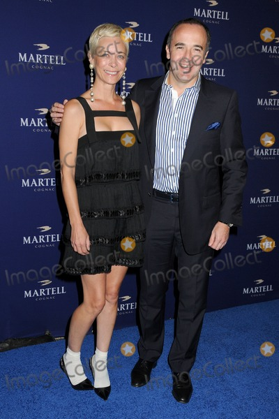 Angie Hill Photo - 10 October 2013 - Los Angeles California - Angie Hill Philippe Guettat Martell Caractere Cognac Launch Celebration held at the Paramour Mansion Photo Credit Byron PurvisAdMedia