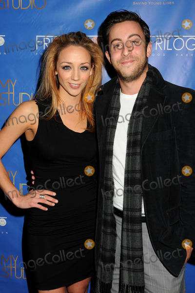 ADAM ROSE Photo - 3 December 2010 - Hollywood California - Sarah Scott and Adam Rose FRILOGYcom Kick-Off Extravaganza benefiting The Trevor Project Photo Byron PurvisAdMedia