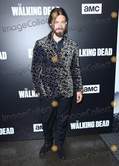 Tom Payne Photo - 27 September 2018 - Hollywood California - Tom Payne The Walking Dead Season 9 Premiere Los Angeles  held at DGA Theater Photo Credit Birdie ThompsonAdMedia