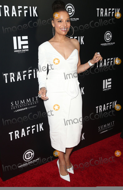 Antonique Smith Photo - 19 April 2018 - Hollywood California - Antonique Smith Traffik Los Angeles Premiere held at ArcLight Hollywood Photo Credit F SadouAdMedia