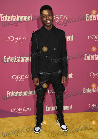 Fitch Photo - 20 September 2019 - West Hollywood California - Niles Fitch 2019 Entertainment Weekly Pre-Emmy Party held at Sunset Tower Photo Credit Birdie ThompsonAdMedia
