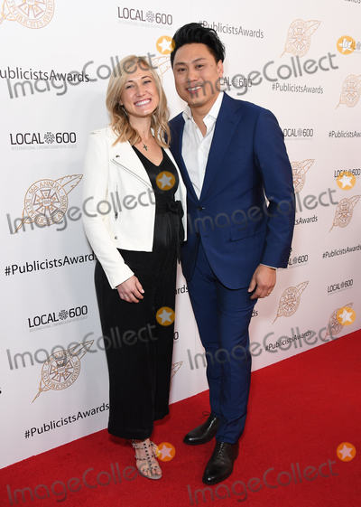 Jon M Chu Photo - 22 February 2019 - Beverly Hills California - Jon M Chu The 56th Annual Publicists Awards Luncheon held at the Beverly Hilton Hotel Photo Credit Birdie ThompsonAdMedia