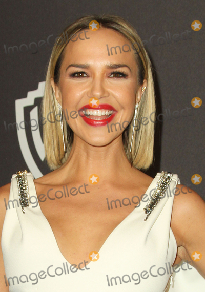 Arielle Kebbel Photo - 06 January 2019 - Beverly Hills  California - Arielle Kebbel 2019 InStyle and Warner Bros 76th Annual Golden Globe Awards After Party held at The Beverly Hilton Hotel Photo Credit AdMedia