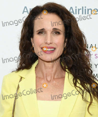 Andie Macdowell Photo - 08 March 2020 - Los Angeles California - Andie MacDowell The National Womens History Museums 8th Annual Women Making History Awards held at Skirball Cultural Center Photo Credit Birdie ThompsonAdMedia