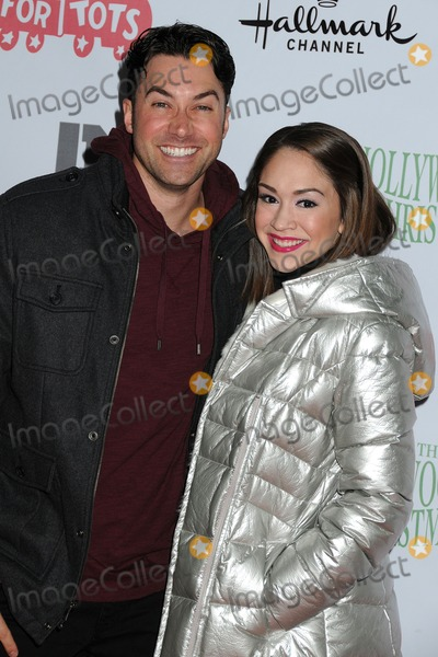Ace Young Photo - 1 December 2013 - Hollywood California - Ace Young Diana Degarmo 82nd Annual Hollywood Christmas Parade held on Hollywood Blvd Photo Credit Byron PurvisAdMedia
