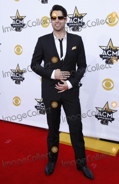 Austin Webb Photo - 19 April 2015 - Arlington Texas - Austin Webb 50th Academy Of Country Music Awards held at ATT Stadium Photo Credit MJTAdMedia