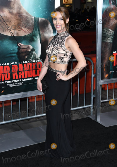Amy Pemberton Photo - 12 March 2018 - Hollywood California - Amy Pemberton Tomb Raider Los Angeles Premiere held at TCL Chinese Theatre Photo Credit Birdie ThompsonAdMedia