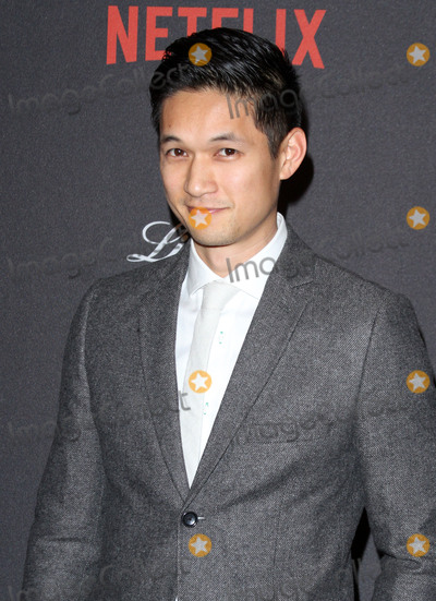 Harry Shum Jr Photo - 10 January 2016 - Los Angeles California - Harry Shum Jr 2016 Weinstein Company  Netflix Golden Gloves After Party held at the Beverly Hilton Hotel Photo Credit AdMedia