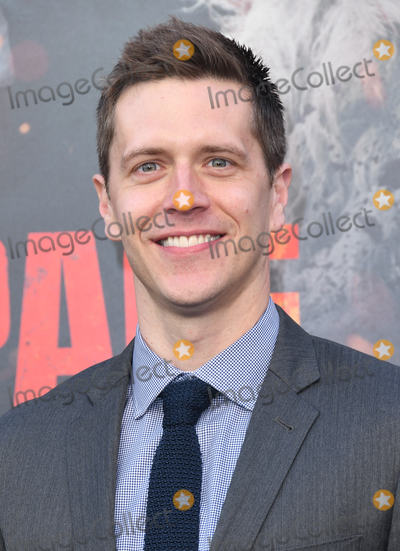 Adam Sztykiel Photo - 04 April 2018 - Los Angeles California - Adam Sztykiel Warner Bros Pictures Rampage Los Angeles Premiere held at Microsoft Theater Photo Credit Birdie ThompsonAdMedia