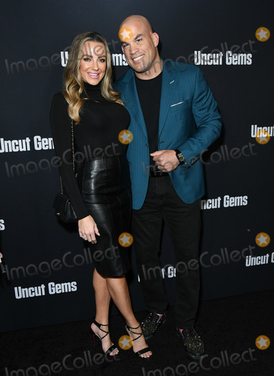 Tito Ortiz Photo - 11 December 2019 - Hollywood California - Amber Nichole Miller Tito Ortiz A24s Uncut Gems Los Angeles Premiere held at The Dome at Arclight Hollywood Photo Credit Birdie ThompsonAdMedia