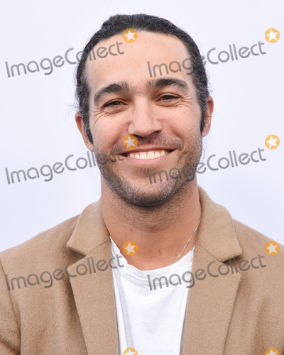 Pete Wentz Photo - 25 January 2020 - Hollywood California - Pete Wentz Sonic The Hedgehog Family Day Event at the Paramount Theatre Photo Credit Billy BennightAdMedia