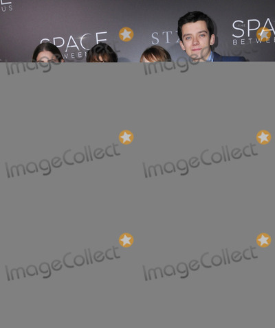 Carla Gugino Photo - 17 January 2017 - Hollywood California - Janet Montgomery Carla Gugino Britt Robertson Asa Butterfield 2017 The Space Between Us special Los Angeles screening held at Arclight Hollywood Photo Credit Birdie ThompsonAdMedia