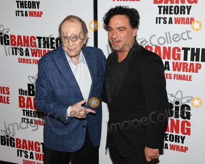Bob Newhart Photo - 01 May 2019 - Pasadena California - Bob Newhart Johnny Galecki The Big Bang Theory Series Finale Party held at the The Langham Huntington Photo Credit Billy BennightAdMedia