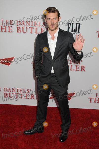 Alex Pettyfer Photo - 12 August 2013 - Los Angeles California - Alex Pettyfer Lee Daniels The Butler Los Angeles Premiere held at Regal Cinemas LA Live Photo Credit Byron PurvisAdMedia