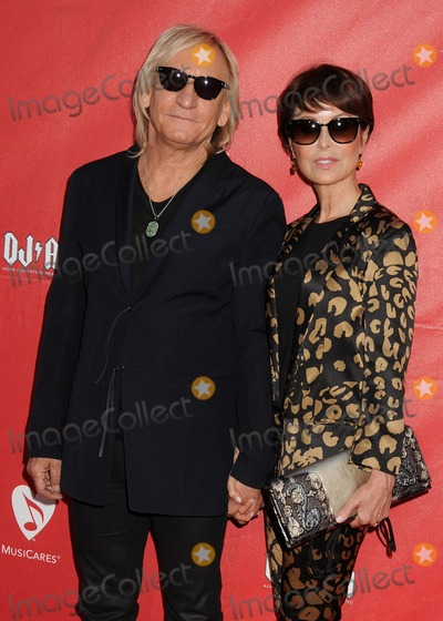 Joe Walsh Photo - 12 May 2014 - Los Angeles California - Joe Walsh Marjorie Bach 10th Annual MusiCares Benefit Concert held at Club Nokia Photo Credit Byron PurvisAdMedia
