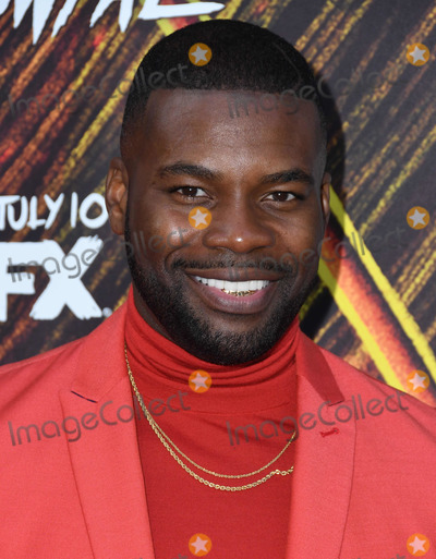Amin Joseph Photo - 07 July 2019 - Los Angeles California - Amin Joseph Snowfall Season 3 Los Angeles Premiere held at Bovard Auditorium Photo Credit Birdie ThompsonAdMedia