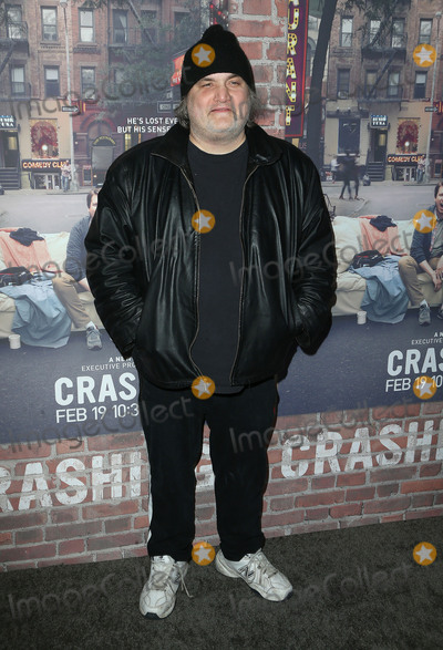 Artie Lang Photo - 15 February 2017 - Hollywood California - Artie Lange Los Angeles premiere of HBOs Crashing held at Avalon Hollywood Photo Credit AdMedia